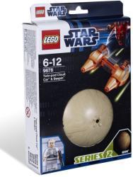 LEGO Star Wars - Twin-pod Cloud Car™ Bespin™ (9678)