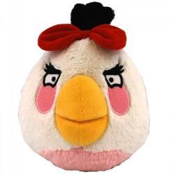 Commonwealth Toy Angry Birds: Fehér lány madár 13 cm, hanggal