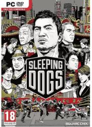 Square Enix Sleeping Dogs (PC)