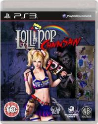Warner Bros. Interactive Lollipop Chainsaw (PS3)
