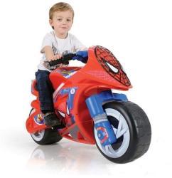 INJUSA Motocicleta Wings Spiderman (INJ6466)