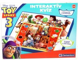 Clementoni Sapientino Toy Story 3 Kvíz