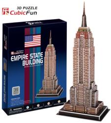 CubicFun C704H Empire State Building 3D