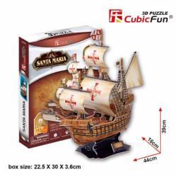 CubicFun T4008H Santa Maria 3D