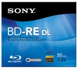 Sony Blu-Ray BD-RE 50GB 2x