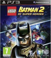 Warner Bros. Interactive LEGO Batman 2 DC Super Heroes (PS3)