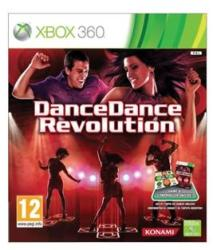 Konami Dance Dance Revolution [Mat Bundle] (Xbox 360)