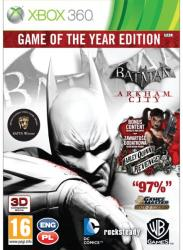 Warner Bros. Interactive Batman Arkham City [Game of the Year Edition] (Xbox 360)