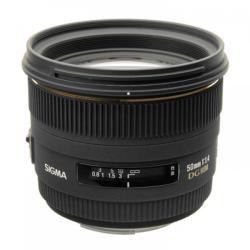 SIGMA 50mm f/1.4 EX DG HSM (Canon)