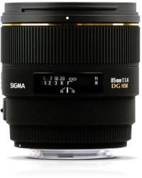 SIGMA 85mm f/1.4 EX DG HSM (Canon)