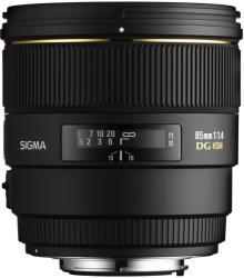 SIGMA 85mm f/1.4 EX DG HSM (Pentax)