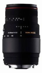 SIGMA 70-300mm f/4-5.6 APO DG Macro (Canon)