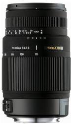 SIGMA 70-300mm f/4-5.6 DG OS (Sony/Minolta)