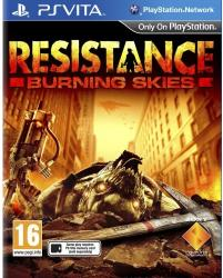 Sony Resistance Burning Skies (PS Vita)