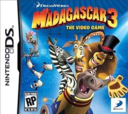 D3 Publisher Madagascar 3 Europe's Most Wanted (Nintendo DS)