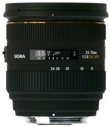 SIGMA 24-70mm f/2.8 EX DG HSM (Canon)