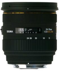 SIGMA 24-70mm f/2.8 EX DG HSM (Nikon)