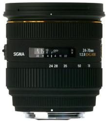 SIGMA 24-70mm f/2.8 EX DG HSM (Sony/Minolta)