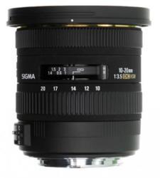 SIGMA 10-20mm f/3.5 EX DC HSM (Sigma)