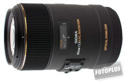SIGMA 105mm f/2.8 EX DG OS HSM Macro (Sony/Minolta)