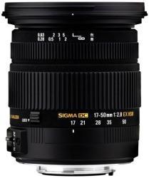 SIGMA 17-50mm f/2.8 EX DC OS HSM (Nikon)