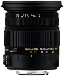 SIGMA 17-50mm f/2.8 EX DC OS HSM (Sony/Minolta)