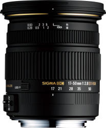 SIGMA 17-50mm f/2.8 EX DC OS HSM (Sigma)
