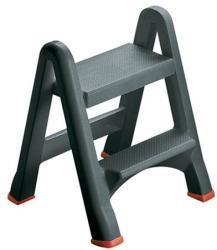 CURVER Összecsukható műanyag létra, 2 lépcsős (155160)