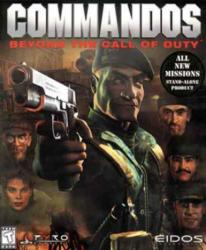 Eidos Commandos Beyond the Call of Duty (PC)