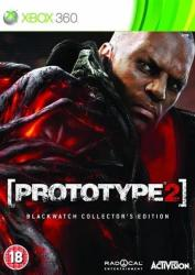 Activision Prototype 2 [Blackwatch Collector's Edition] (Xbox 360)