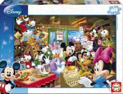 Educa Disney Mickey egér játékboltja 1000 db-os (15191)