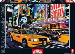 Educa Gaudet: Times Square, New York 1500 db-os (14816)