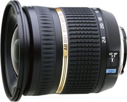 Tamron SP AF 10-24mm f/3.5-4.5 Di II LD Asp [IF] (Canon)