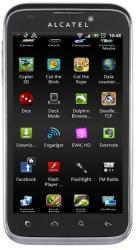 Alcatel OT-995 Мобилни телефони (GSM)
