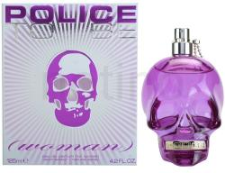 Police To Be for Woman EDP 125ml