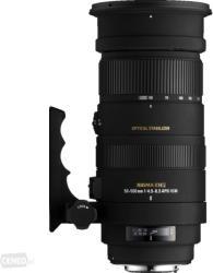 SIGMA 50-500mm f/4.5-6.3 APO DG OS HSM (Sony/Minolta)