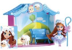 Mattel Mini Barbie Mesés szobák 1 változat
