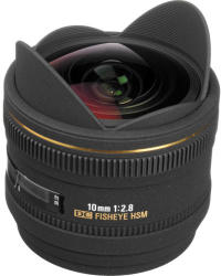 SIGMA 10mm f/2.8 EX DC HSM Fisheye (Sony/Minolta)