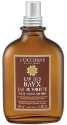 L'Occitane Eau Des Baux For Men EDT 100ml