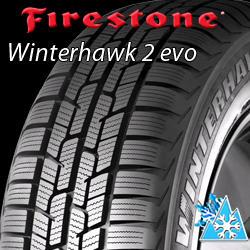 Firestone WinterHawk 2 Evo XL 205/55 R16 94V