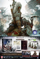 Ubisoft Assassin's Creed III [Join or Die Edition] (Xbox 360)
