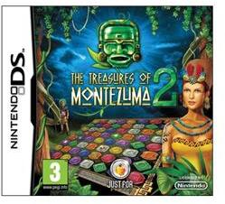 Licensed 4U The Treasures of Montezuma 2 (Nintendo DS)