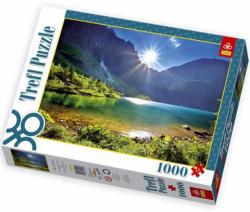 Trefl Morskie Oko-tó, Tátra 1000 db-os (10202)