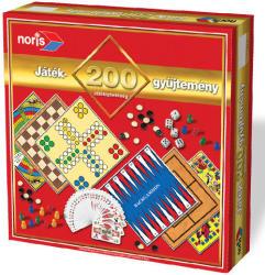 Noris 200 db-os Játékgyűjtemény