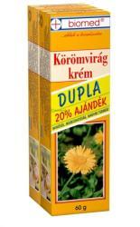 Biomed Dupla Körömvirág krém 2x60g (120g)