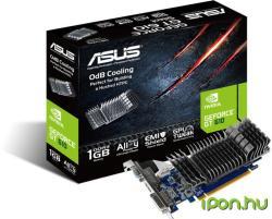 ASUS GeForce GT 610 Silent 1GB GDDR3 64bit PCI-E (GT610-SL-1GD3-L)