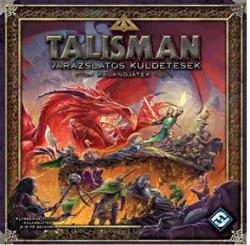Delta Vision Talisman - magyar kiadás