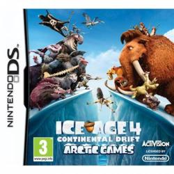 Activision Ice Age Continental Drift Arctic Games (Nintendo DS)