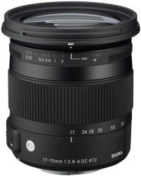 SIGMA 17-70mm f/2.8-4 DC Macro OS HSM (Sony/Minolta)