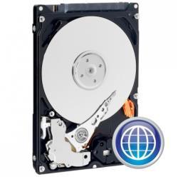 Western Digital Scorpio Blue 250GB 8MB 5400RPM SATA2 WD2500LPVT